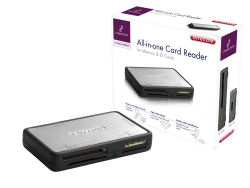 Sitecom All-in-one Card Reader MD-020