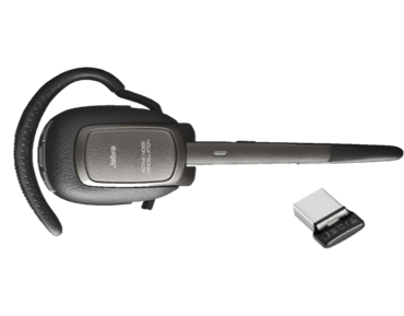 Jabra headset met usb-adapter voor Unified Communications