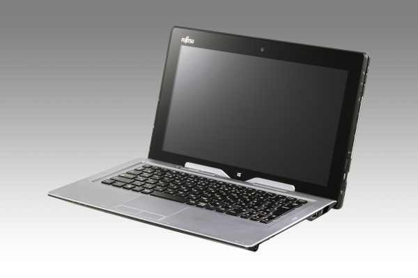 Fujitsu combineert tablet en notebook