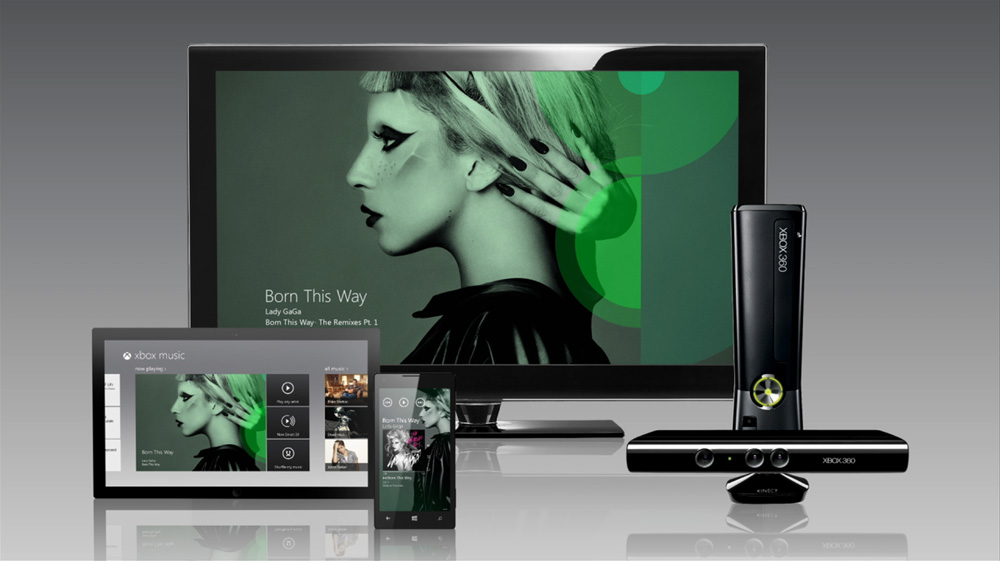 Xbox Music is nieuwe streamingdienst van Microsoft