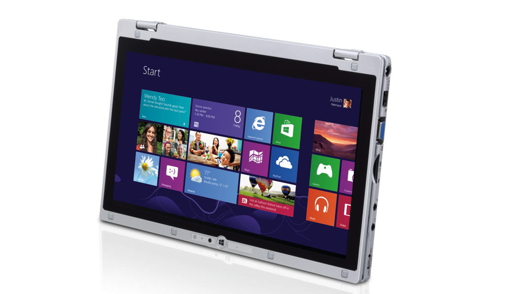 Robuuste Windows 8 Ultrabook in de Toughbook-reeks van Panasonic