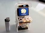 Mini-arcademachine met Raspberry Pi