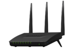 Flexibele en snelle wifi-router