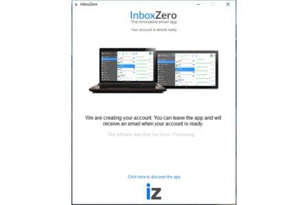 InboxZero wachten op import