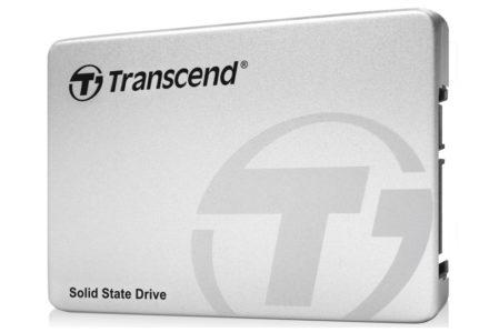 Transcend SSD370S (aluminium)